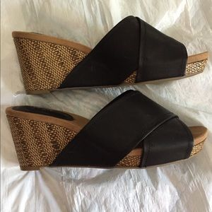 Style & Co. sandals black 8.5 new